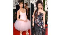The Worst Dressed Stars of Golden Globes' Past