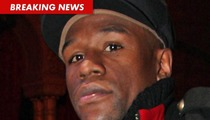 Floyd Mayweather Jr. -- No Jail 'til June ... So He Can Fight in Vegas
