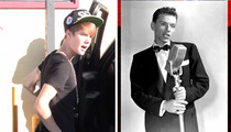 Justin Bieber -- Just Like Frank Sinatra!! (Cold Front Moves into Hell)
