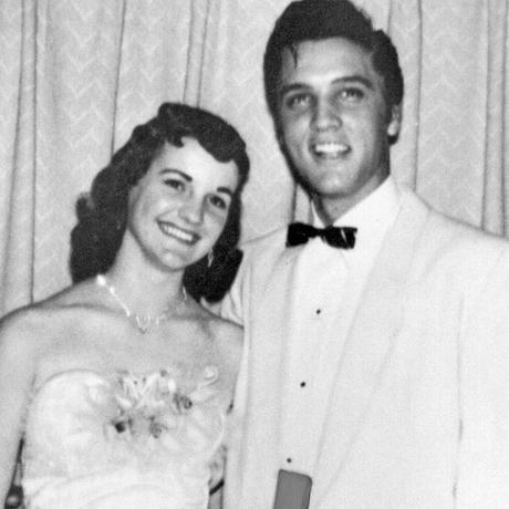 Elvis Presley Girlfriends Photo Gallery