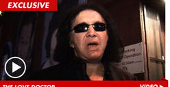 Gene Simmons -- Got Any Sex Advice for Tim Tebow?