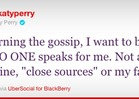 Katy Perry -- Takes Swipe at Her Pa