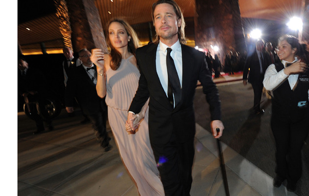 2012 Palm Springs Film Festival: Brangelina, Clooney & More!