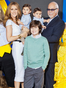 Celine Dion's Kids Get BIG -- See Them Now!