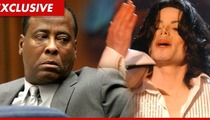 Dr. Conrad Murray -- Back to Court to Prove Michael Jackson Partly Caused His Own Death