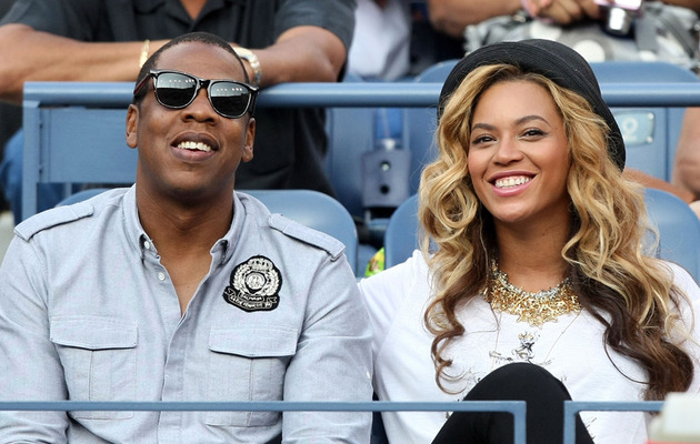 Jay-Z Raps About Newborn Daughter Blue Ivy!