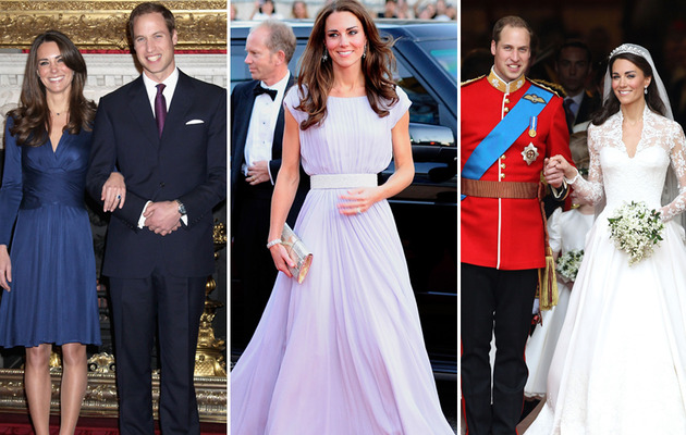 Happy Birthday, Kate Middleton — See Her Sweetest Photos With Prince William!