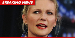 Kirsten Dunst -- 3 Years Protection from Obsessed French Fan
