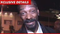 Snoop Dogg -- Arrested for Weed in Texas