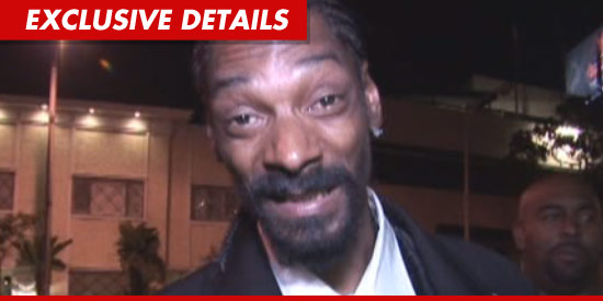 Snoop Dogg arrested