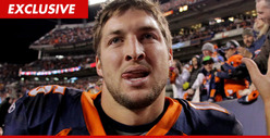Tim Tebow -- New England's Men of God Back Tom Brady, NOT Broncos