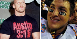 &#039;Stone Cold&#039; Steve Austin -- Tim Tebow Can HAVE My 3:16 If ...