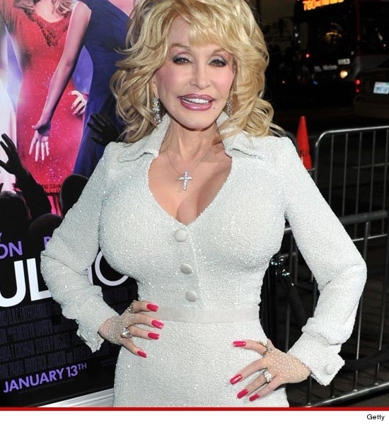 Dolly Parton plastic surgery?