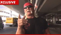 Hulk Hogan Gets Surgery -- My Dentist Left a Tack in My Face!