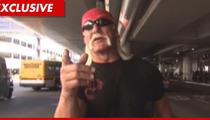 Hulk Hogan Gets Surgery -- My Dentist Left a Tack in My Face!