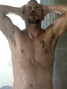 Eric Dane Gets Wet &amp; Shirtless In New Music Video