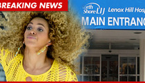 Beyonce Baby Drama -- Health Dept. INVESTIGATING Hospital Complaints [UPDATE]
