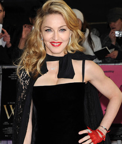 Madonna Wows in U.K. -- Material Girl Looks Fantastic at 53!
