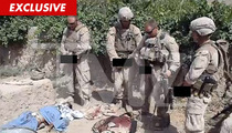 U.S. Marines to Launch Investigation into Soldiers Urinating on Dead Bodies