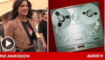 'Haywire' Star Gina Carano -- YES, My Voice Was Altered