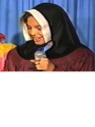 Rare Video: Angelina Jolie Singing Karaoke As a Kid