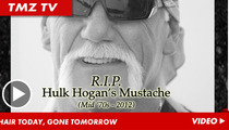 Hulk Hogan's Mustache -- Death of a Legend