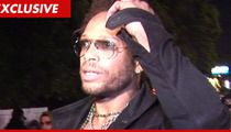 Gary Dourdan -- BEST PLEA BARGAIN EVER!!!