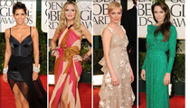 Golden Globes 2011 -- Red Carpet Rewind