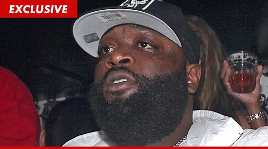 Rick Ross beard