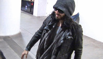 Russell Brand -- Back in the US of A