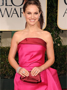 Natalie Portman Walks First Red Carpet Since Giving Birth