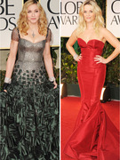 Golden Globes: Our Picks for Worst & Best Dressed!