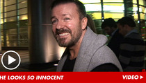Ricky Gervais -- The Calm Before the Storm