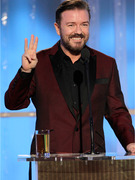Golden Globes 2012: Host Ricky Gervais&#039; Outrageous Quotes of the Night!