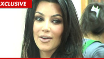 Kim Kardashian -- I Heard What Ricky Gervais Said About Me ...