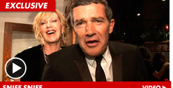 Melanie Griffith -- Antonio Banderas&#039; Armpits Smell Like ...
