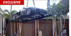 Dwyane Wade -- My $230k Car Can Fly ... Sorta