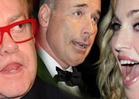 Elton John's Hubby David Furnish SLAMS Madonna -- You're Desperate and Narcissistic