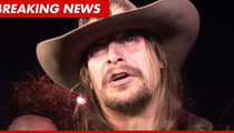 Kid Rock -- Sorry I Was Smoking ... But I Was Really Drunk!