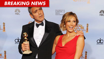 George Clooney's GF Stacy Keibler Signs with WME