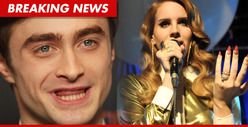 Daniel Radcliffe -- Lana Del Rey Wasn't THAT Bad on 'SNL'