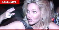 Heather Locklear 911 Call -- Severe Stomach Pains