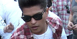 Bruno Mars -- It's Like That Whole Cocaine Thing Never Happened
