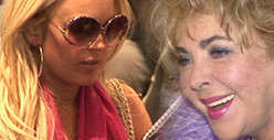 Lindsay Lohan -- I&#039;m Signing On to Become Liz Taylor