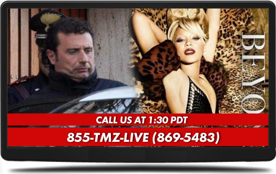TMZ Live -- Cruise Captain Abandons Sinking Ship ... What Would YOU Have Done?