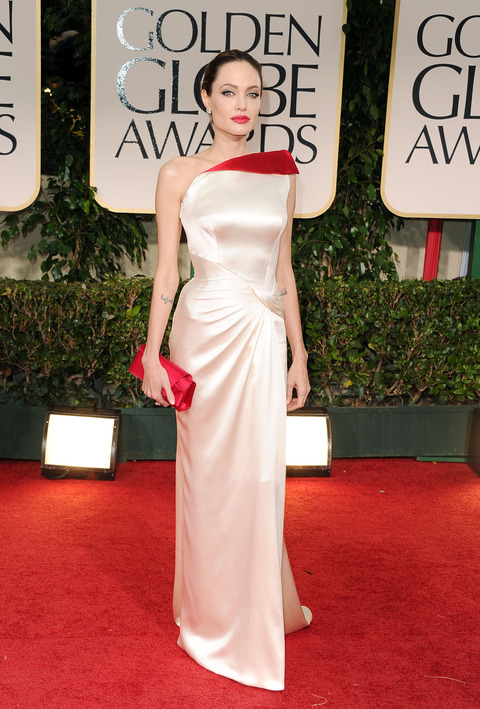 Unbelievably Satisfying Looks from the Golden Globes.