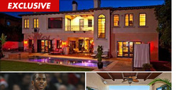 Chris Paul -- Clippers Star Buying Bel Air MANSION from Avril Lavigne