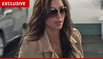 Kim Kardashian -- Stranger Danger at Home, Cops Called