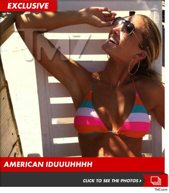 Brittany Kerr bikini swimsuit