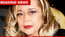 'At Last' Singer Etta James Dies -- Dead at 73